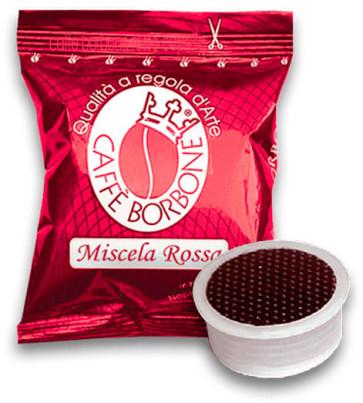 100 Capsule Borbone Miscela Rossa Compatibili Espresso Point