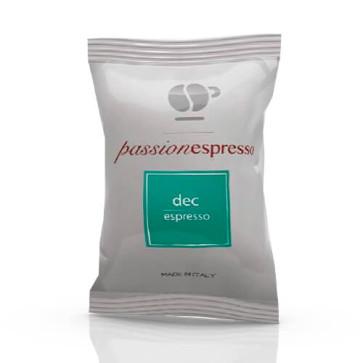 100 Capsule Lollo Caffè PassioNespresso Dek Espresso Compatibili Nespresso