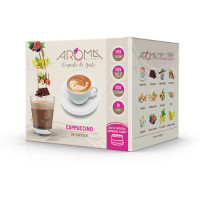 30 Capsule di Cappuccino Aroma Light Compatibili Espresso Point