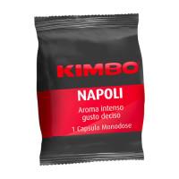 100 Capsule Kimbo Caffè Adesso miscela Napoli compatibili Espresso Point