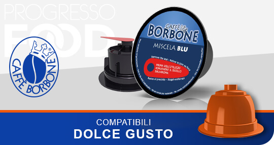 Caffe' borbone dolce re