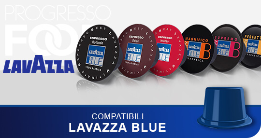 Lavazza Blue Originali