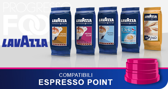 Capsule Lavazza Compatibili Espresso Point