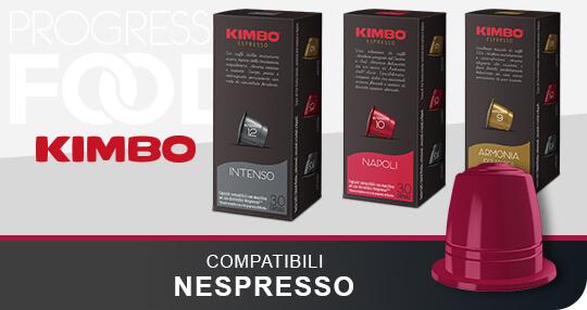 Kimbo Nespresso