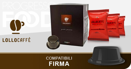Lollo Caffe Lavazza Firma