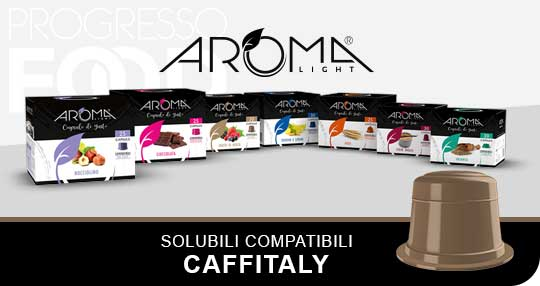 Solubili Aromalight Compatibili Caffitaly