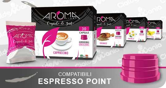 Solubili in capsule Espresso point