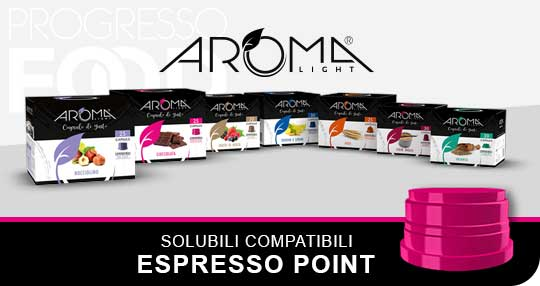 Solubili in capsule Espresso point