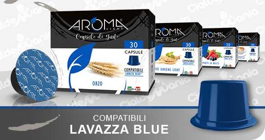 Solubili Lavazza Blue